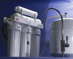 Установка фильтра очистки воды в Кемерове