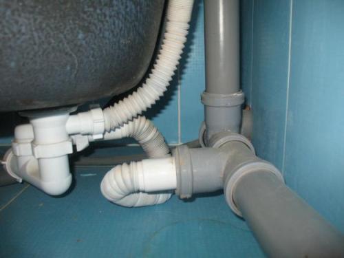 Монтаж и замена канализации в Кемерове. Установка канализации г.Кемерово.