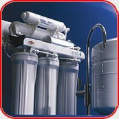 Картинка. Установка фильтра очистки воды в квартире, коттедже или офисе в Кемерове