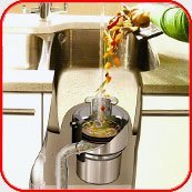 Картинка. Установка измельчителя пищевых отходов в квартире, коттедже или офисе в Кемерове